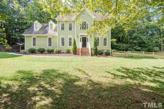 2216 Mica Mine Lane, Wake Forest, NC 27587 (#2213532) :: The Jim Allen Group