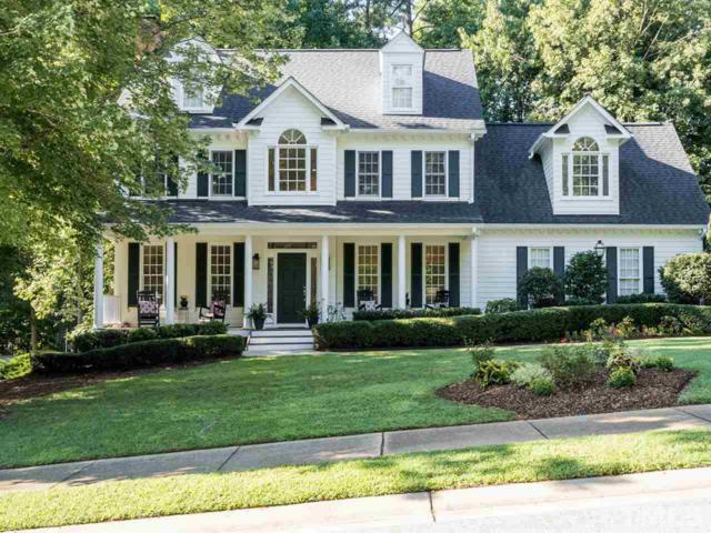 4913 Timbergreen Lane, Holly Springs, NC 27540 (#2213536) :: The Jim Allen Group