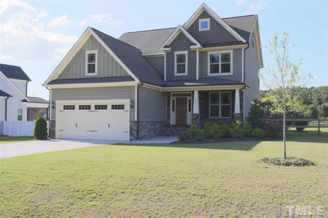 145 Prestwood Lane, Wendell, NC 27591 (#2213560) :: The Abshure Realty Group