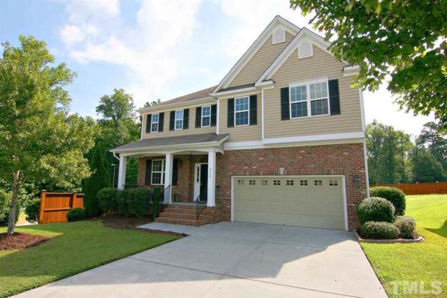 8618 Holdenby Trail, Raleigh, NC 27616 (#2213588) :: The Abshure Realty Group