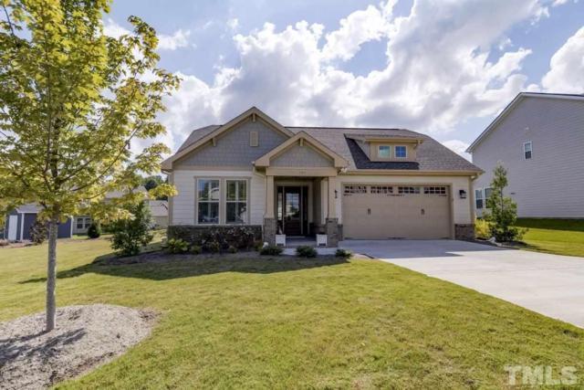757 Kerr Lake Drive, Fuquay Varina, NC 27526 (#2213593) :: The Abshure Realty Group