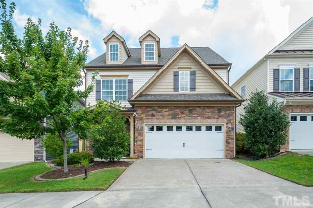 111 Station Drive, Morrisville, NC 27560 (#2213598) :: The Abshure Realty Group