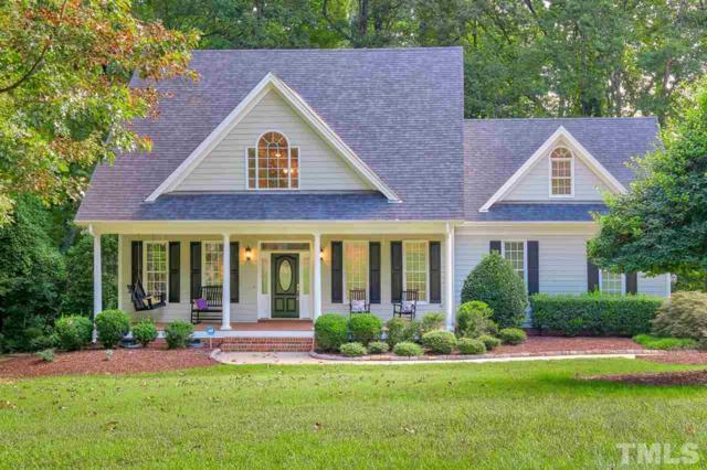 4101 Maple Bottom Drive, Apex, NC 27539 (#2213605) :: The Abshure Realty Group