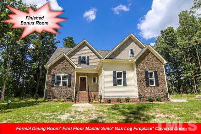 214 Eagles Crest Lane, Princeton, NC 27569 (#2213640) :: The Perry Group