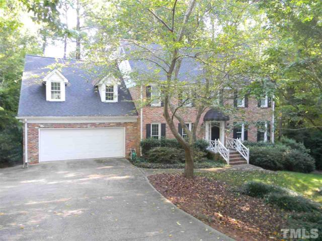 1721 Hunting Ridge Road, Raleigh, NC 27615 (#2213649) :: The Jim Allen Group