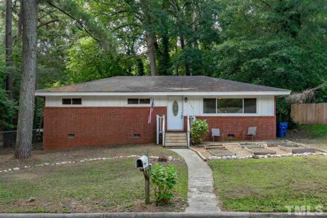 3205 Crandon Lane, Raleigh, NC 27604 (#2213659) :: The Jim Allen Group
