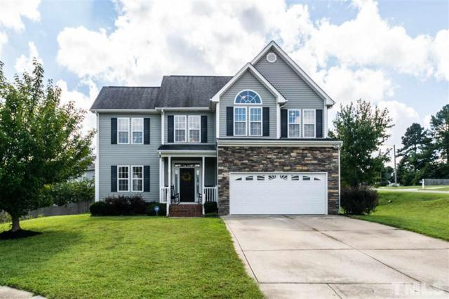 7100 Bristoe Station Lane, Raleigh, NC 27610 (#2213668) :: Raleigh Cary Realty