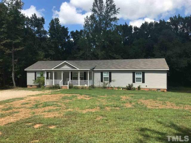 4073 Pine Ridge Drive, Franklinton, NC 27525 (#2213685) :: The Jim Allen Group