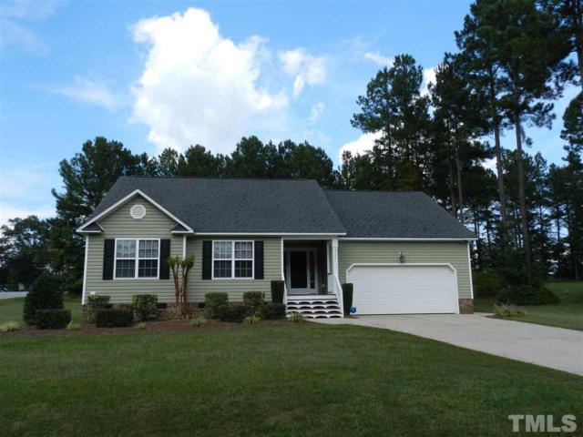 11 Hickory Nut Drive, Smithfield, NC 27577 (#2213686) :: Rachel Kendall Team