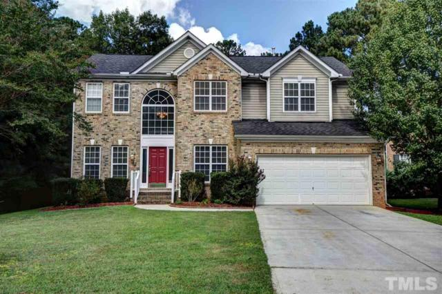 6009 Big Sandy Drive, Raleigh, NC 27616 (#2213689) :: The Abshure Realty Group