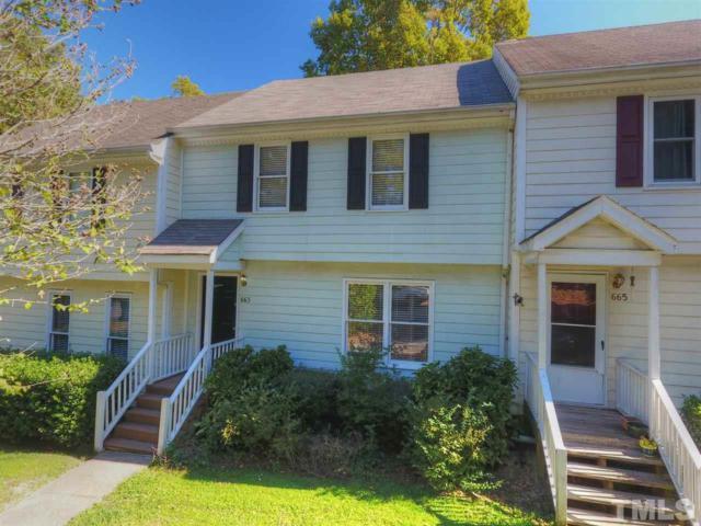 663 Bashford Road, Raleigh, NC 27606 (#2213696) :: Rachel Kendall Team