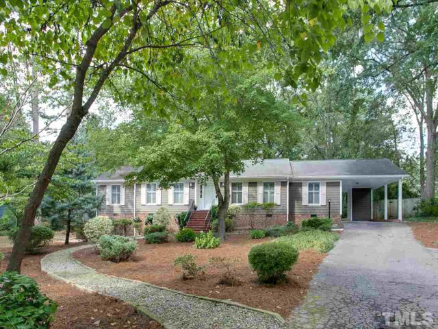 14 Rogerson Drive, Chapel Hill, NC 27514 (#2213716) :: The Abshure Realty Group