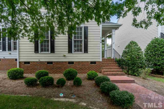 214 Presidents Walk Lane, Cary, NC 27519 (#2213723) :: The Abshure Realty Group
