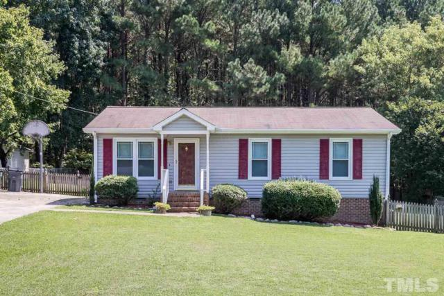 834 Old Zebulon Road, Wendell, NC 27591 (#2213726) :: The Perry Group
