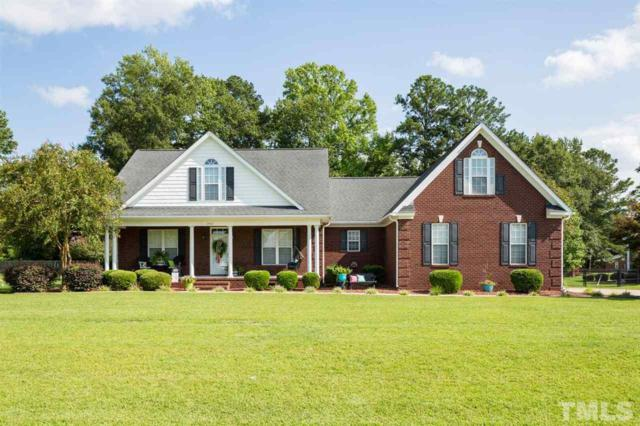 202 Highwoods Drive, Goldsboro, NC 27530 (#2213730) :: The Perry Group