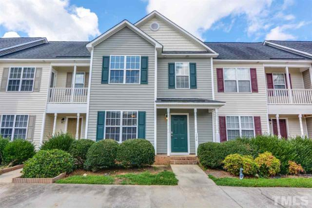 120 Gatwick Court #120, Clayton, NC 27520 (#2213744) :: The Abshure Realty Group