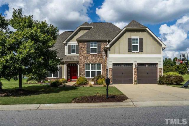 505 Adams Point Drive, Garner, NC 27529 (#2213758) :: The Abshure Realty Group