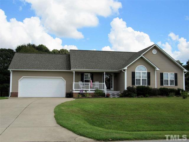123 Bridle Drive, Angier, NC 27501 (#2213770) :: The Abshure Realty Group