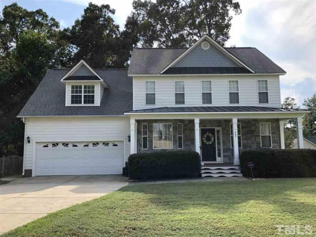 267 Brady Drive, Clayton, NC 27520 (#2213771) :: The Abshure Realty Group