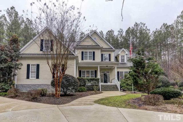 754 Olde Thompson Creek Road, Apex, NC 27523 (#2213787) :: Raleigh Cary Realty