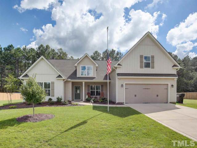 153 Mary Meadows Lane, Clayton, NC 27520 (#2213794) :: The Perry Group