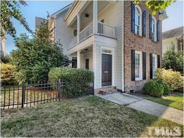313 Commons Walk Circle, Cary, NC 27519 (#2213828) :: The Abshure Realty Group