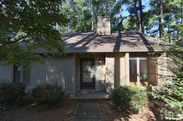 123 Greenmeadow Lane, Chapel Hill, NC 27514 (#2213843) :: The Abshure Realty Group