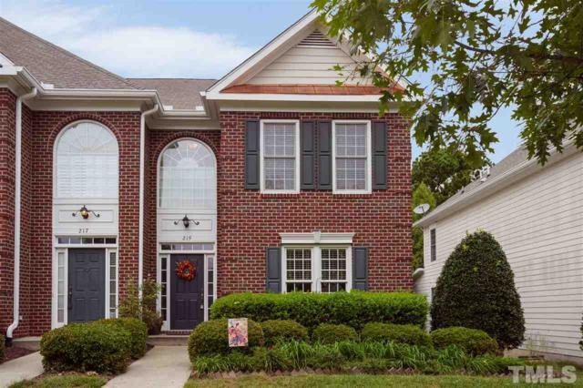 219 Anniston Court, Cary, NC 27519 (#2213881) :: Raleigh Cary Realty