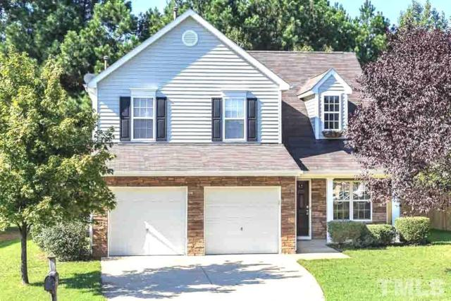 377 Indian Branch Drive, Morrisville, NC 27560 (#2213887) :: RE/MAX Real Estate Service