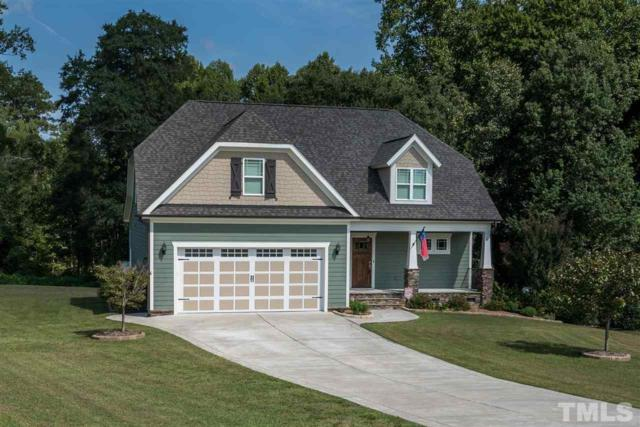 150 Bankford Court, Fuquay Varina, NC 27526 (#2213888) :: The Abshure Realty Group