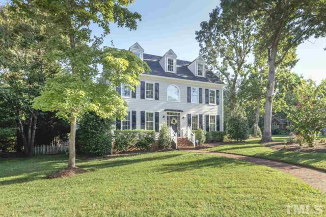 100 Flying Hills Circle, Cary, NC 27513 (#2213901) :: Rachel Kendall Team