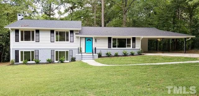 2909 Welcome Drive, Durham, NC 27705 (#2213955) :: Raleigh Cary Realty
