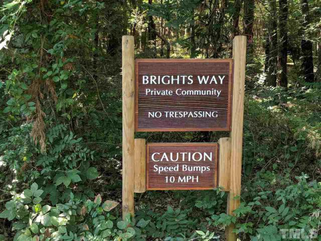8319 Brights Way, Chapel Hill, NC 27516 (#2213974) :: The Abshure Realty Group