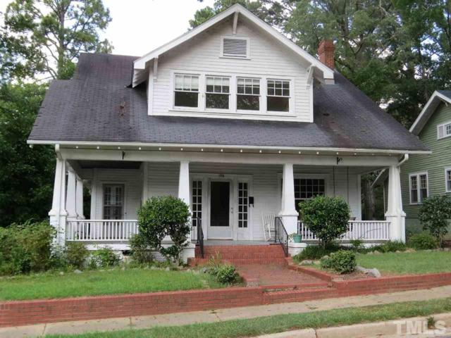 318 Cross Street, Sanford, NC 27330 (#2213982) :: The Abshure Realty Group