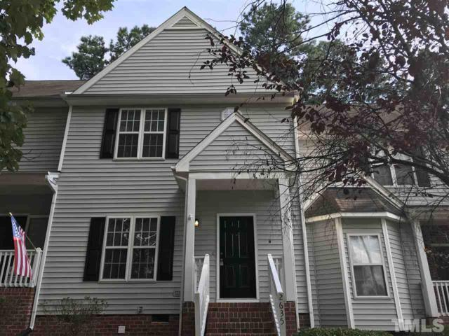 2635 Broad Oaks Place, Raleigh, NC 29603 (#2213983) :: The Abshure Realty Group