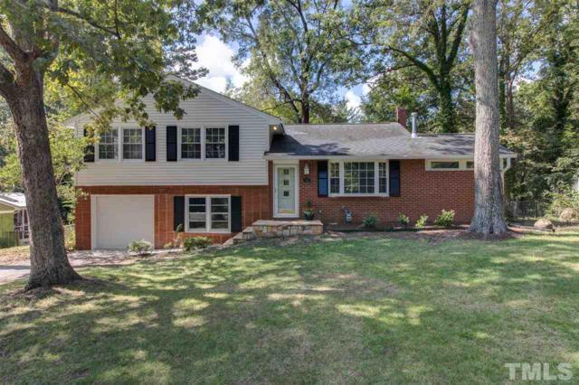 735 Williams Circle, Chapel Hill, NC 27516 (#2213989) :: Rachel Kendall Team
