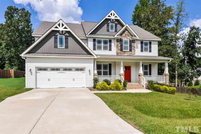 244 Winding Oak Way, Clayton, NC 27520 (#2213990) :: The Abshure Realty Group