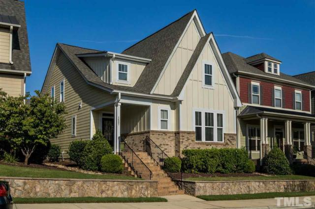 1407 Rodessa Run, Raleigh, NC 27607 (#2214003) :: The Perry Group