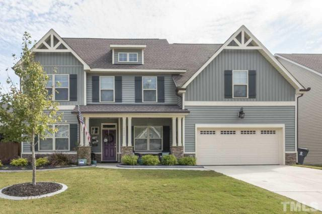 8813 Coyote Melon Drive, Angier, NC 27501 (#2214045) :: The Perry Group