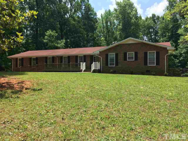 6119 Dickson Mill Road, Durham, NC 27705 (#2214050) :: The Perry Group