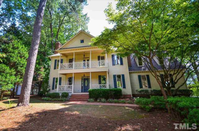 209 Lochview Drive, Cary, NC 27518 (#2214053) :: The Jim Allen Group