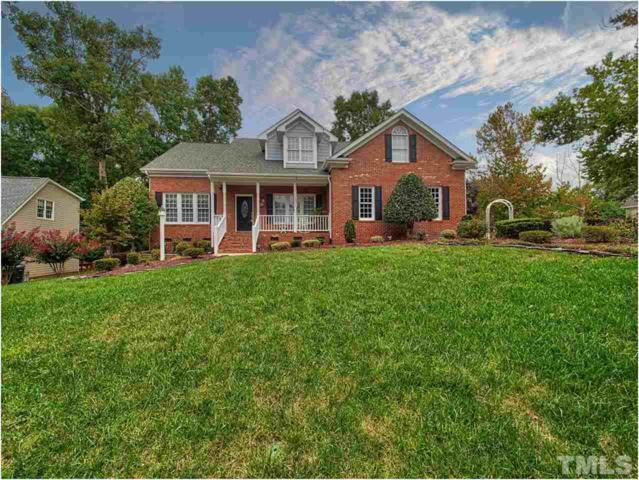 100 Crossway Lane, Holly Springs, NC 27540 (#2214054) :: The Perry Group