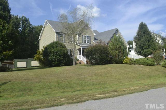54 Jacob Street, Holly Springs, NC 27540 (#2214056) :: The Results Team, LLC