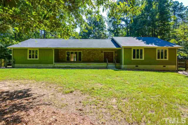 11408 Hickory Grove Church Road, Raleigh, NC 27613 (#2214090) :: The Jim Allen Group