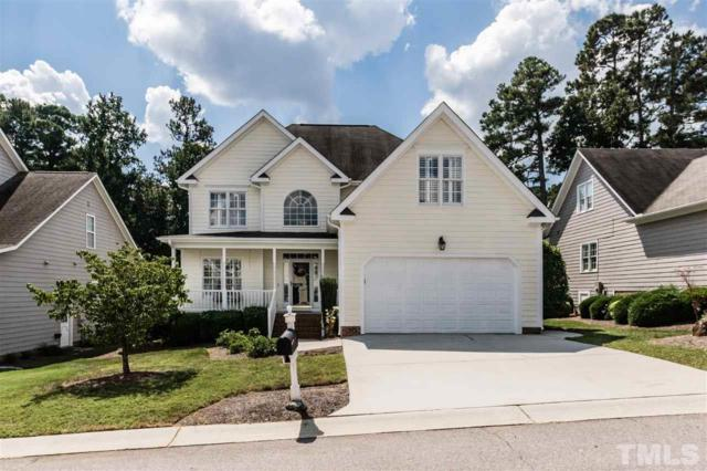 1005 Loch Lomond Drive, Clayton, NC 27520 (#2214191) :: The Perry Group