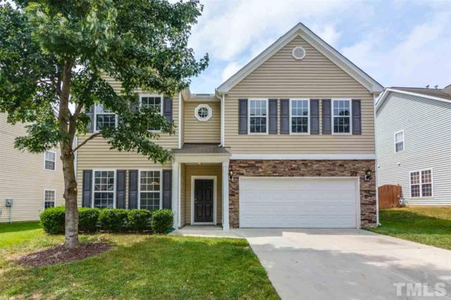 2348 Lazy River Drive, Raleigh, NC 27610 (#2214251) :: The Jim Allen Group
