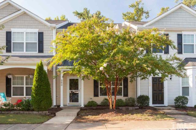 263 Hampshire Downs Drive, Morrisville, NC 27560 (#2214257) :: Raleigh Cary Realty