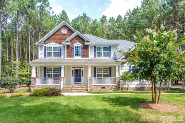 5540 Creek Pine Drive, Wake Forest, NC 27587 (#2214258) :: Raleigh Cary Realty