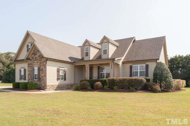 1737 Piney Grove Wilbon Road, Holly Springs, NC 27540 (#2214260) :: The Results Team, LLC