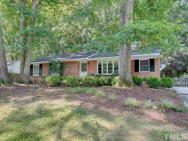 4911 Latimer Road, Raleigh, NC 27609 (#2214286) :: The Jim Allen Group
